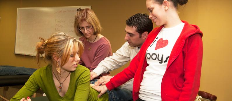 Massage Therapy & Bodywork Studies